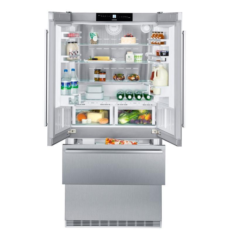 Photo Réfrigérateur Combiné Liebherr CBNES6256-24