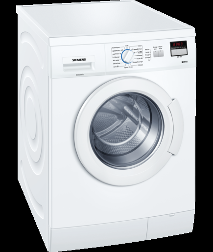 Photo Lave linge Siemens Frontal WM14E277FF