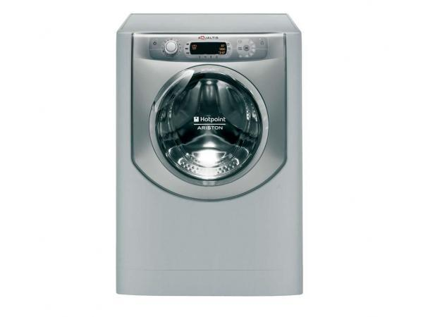 Photo Lave linge Frontal HotPoint Ariston Aqualtis AQ9D492X
