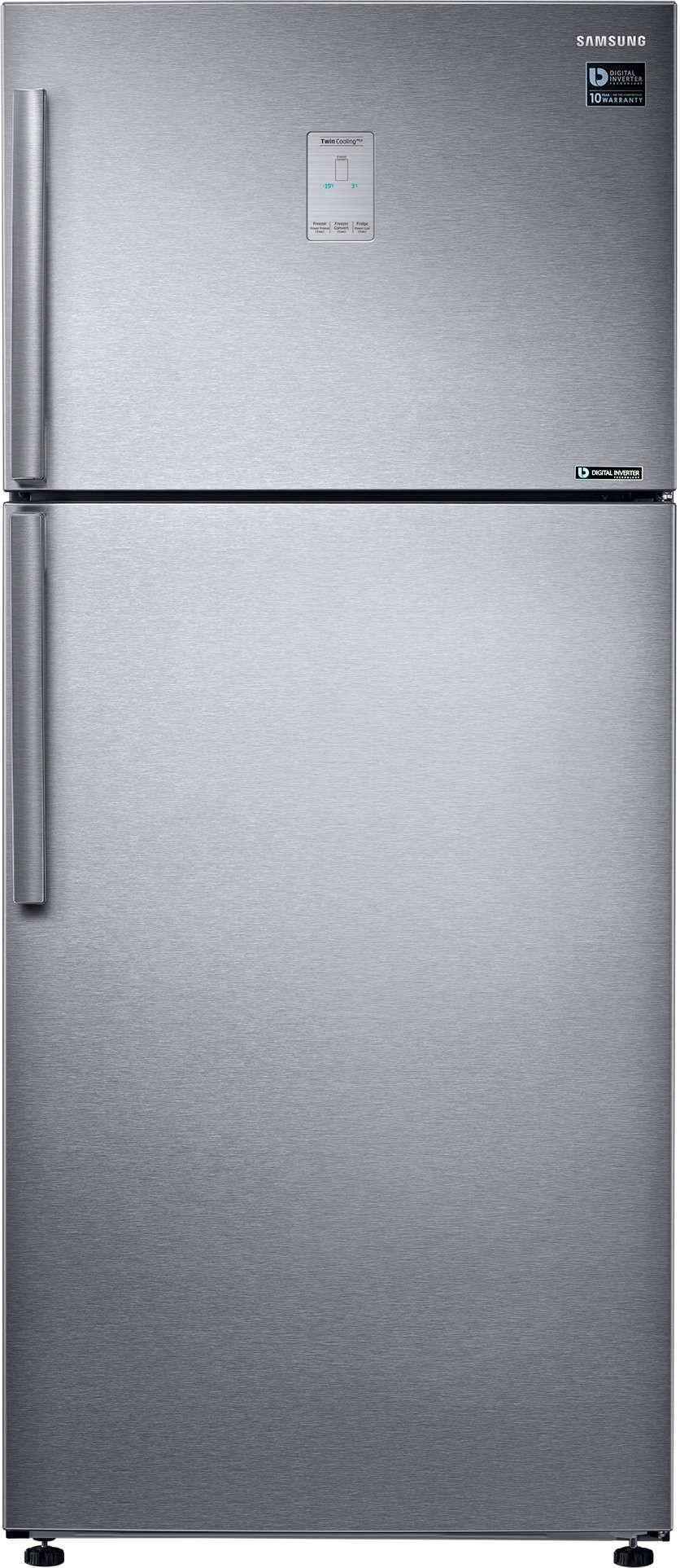 Photo Réfrigérateur 2 Portes Samsung RT53K6335SL