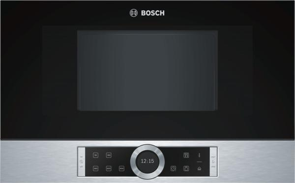 Photo Micro-Ondes Bosch Encastrable BFL634GS1