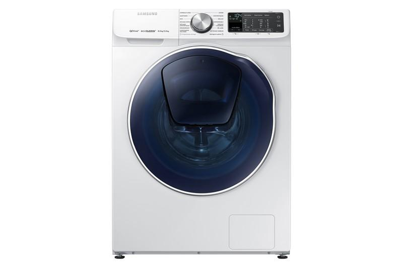 Photo Lave linge Séchant Samsung WD80N645OOM
