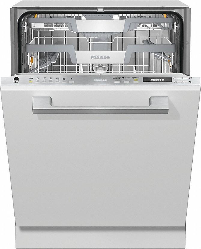 Photo Lave Vaisselle Tout Intégrable Miele G7155SCVIXXL