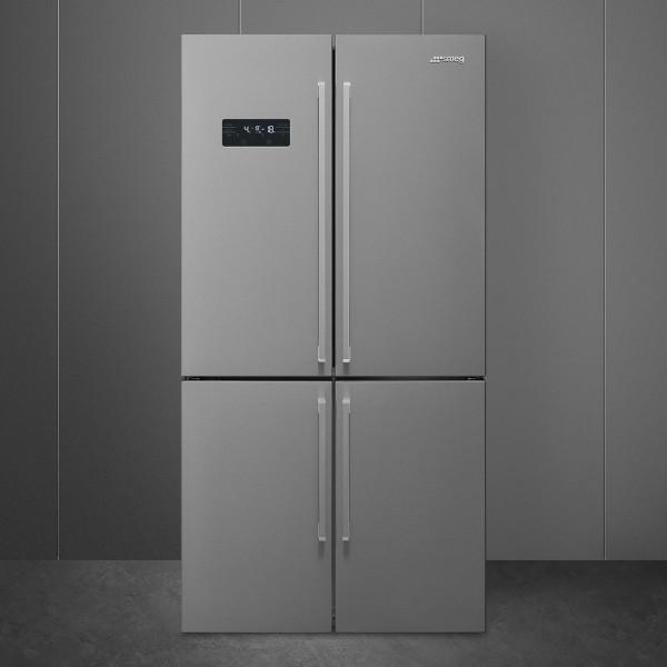 Photo Réfrigérateur Americain Smeg FQ60XDAIF