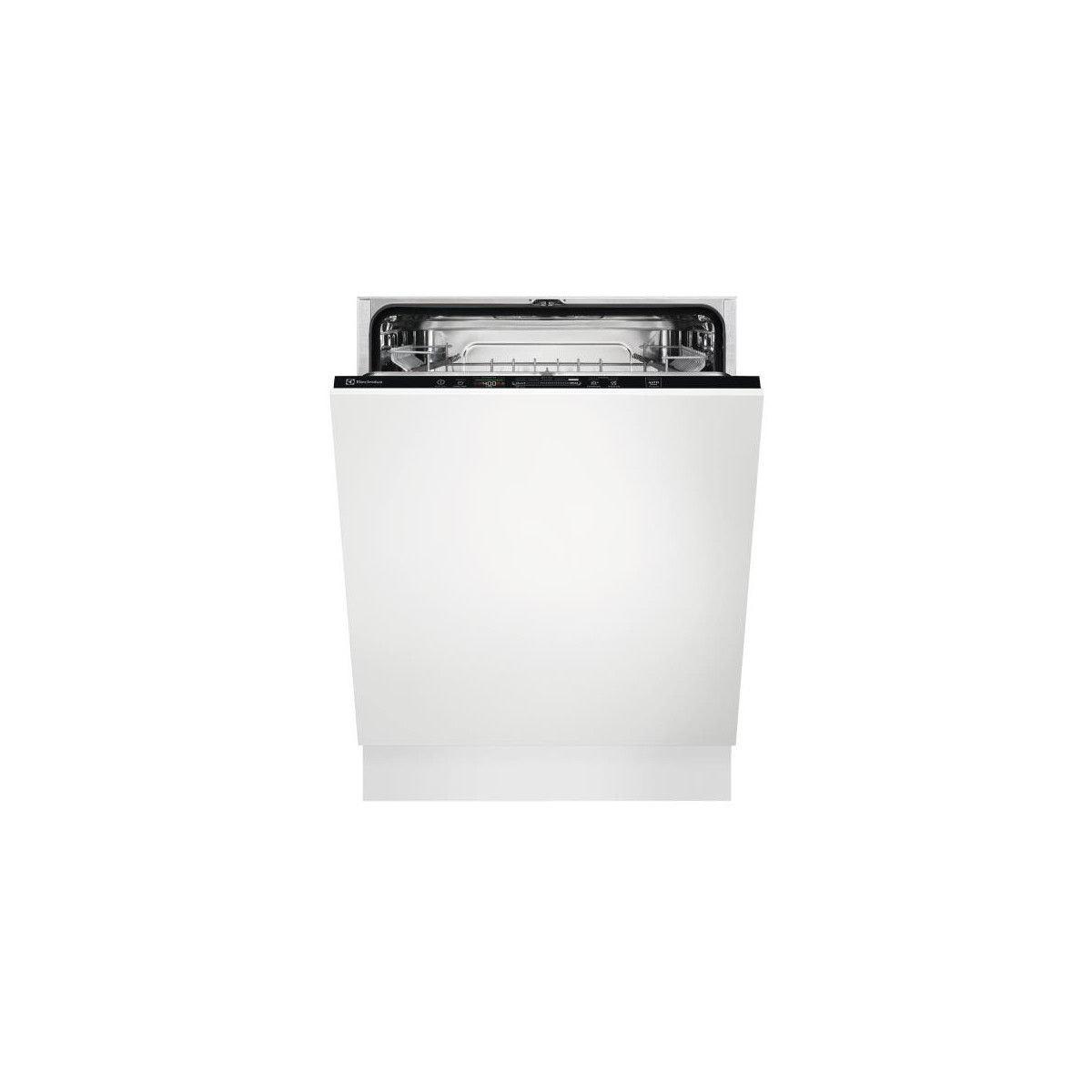 Photo Lave Vaisselle Tout Intégrable Electrolux EEQ47305L