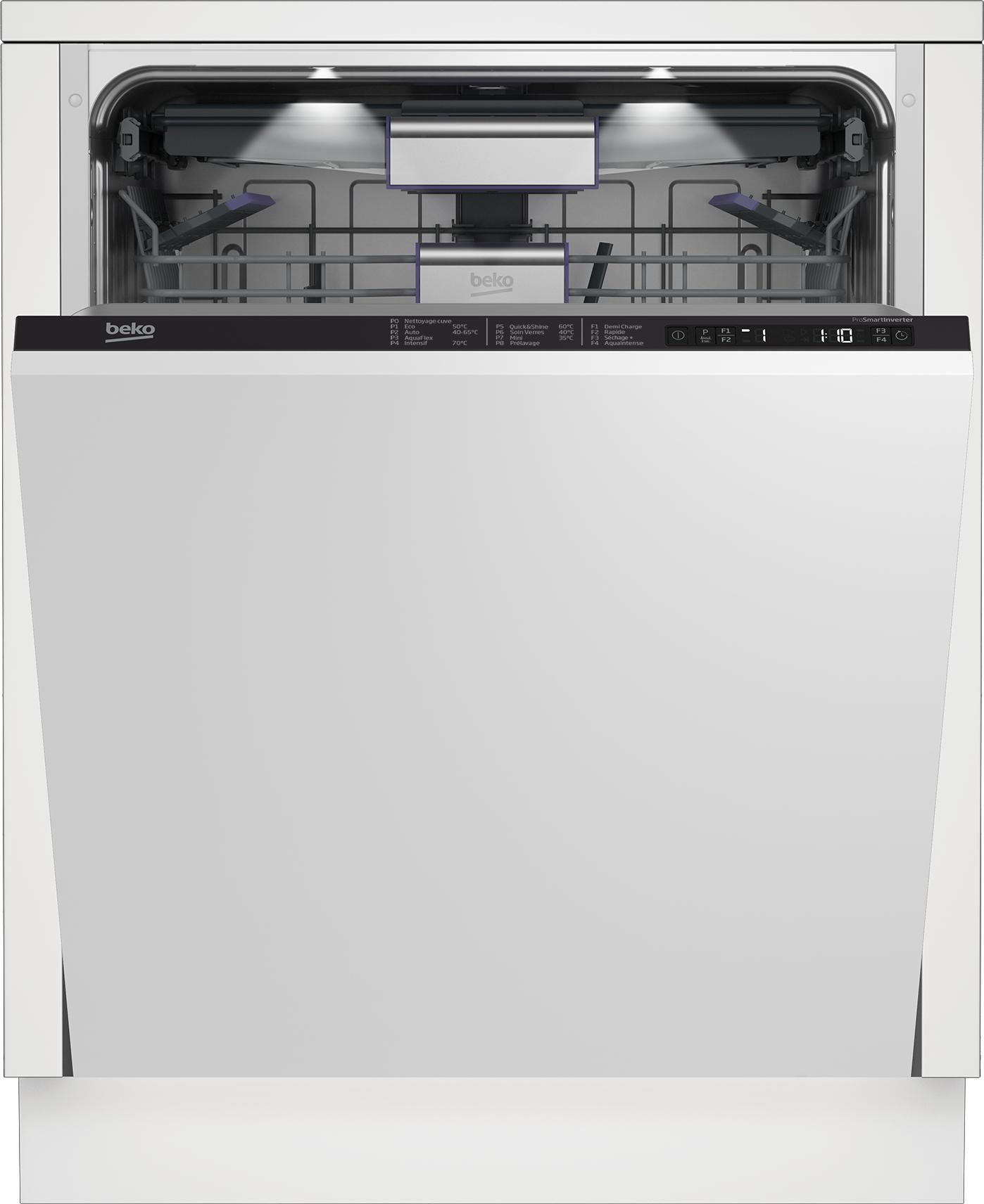 Photo Lave-Vaisselle Tout Intégrable Beko DIN28433
