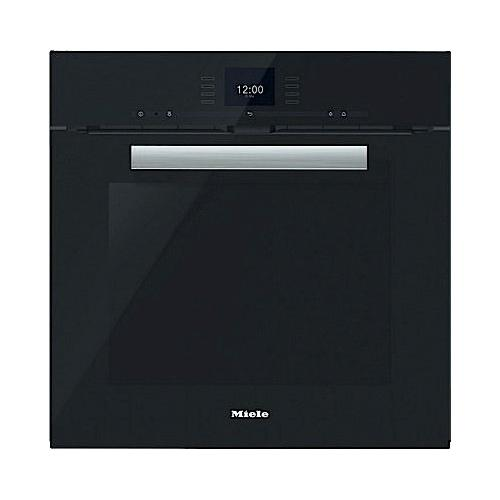 Photo Four Miele Multifonction Pyrolyse H6660BPNR