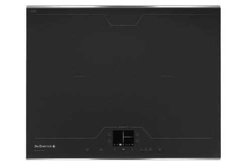 photo plaque induction de dietrich dti1358dg. Black Bedroom Furniture Sets. Home Design Ideas