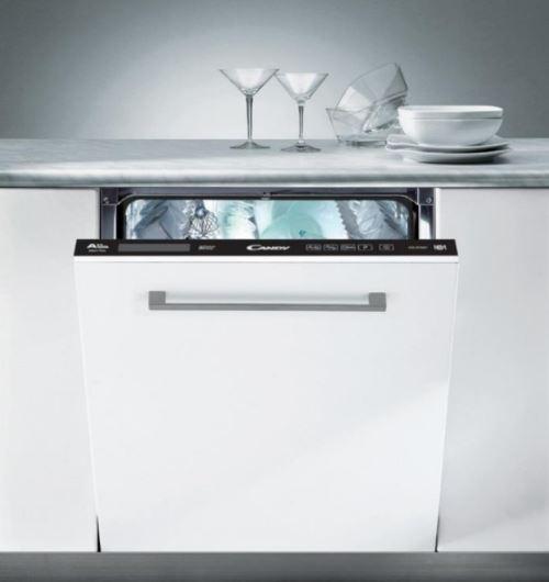 Photo Lave Vaisselle Intégrable Candy DCI2DS36-47/T