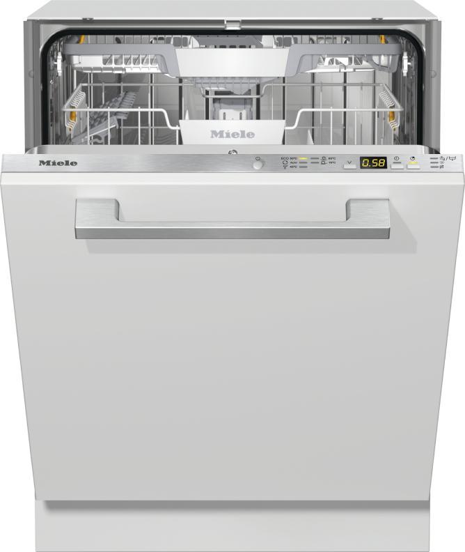 Photo Lave Vaisselle Intégrable Miele G5260SCVI