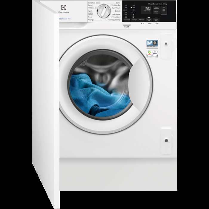 Photo Lave-Linge Frontal Encastrable Electrolux EW7F1474BI