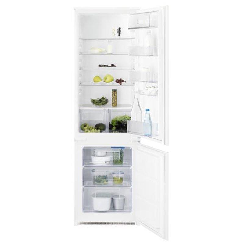 Photo Réfrigérateur Combiné Intégrable Electrolux LNT3LF18S