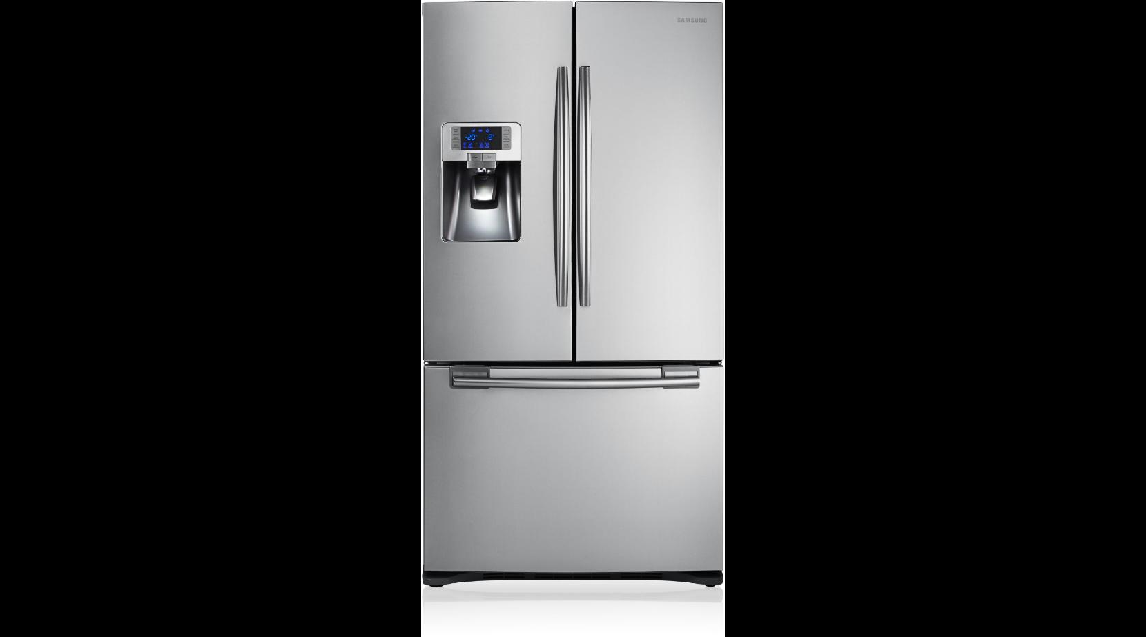 Photo Réfrigérateur Bottom Samsung RFG23RESL
