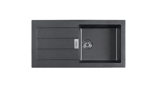 evier tectonite sirius mitigeur costa franke packsid611. Black Bedroom Furniture Sets. Home Design Ideas