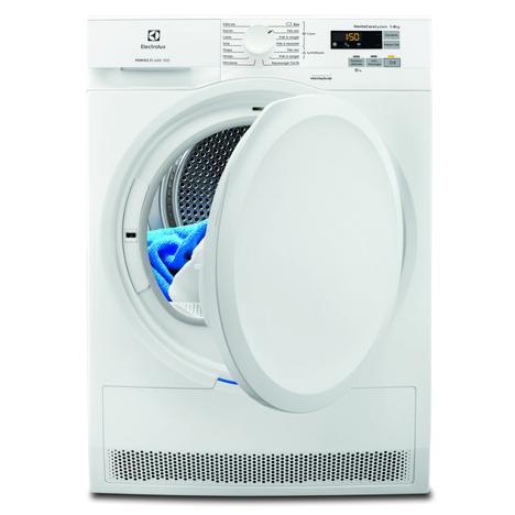 Photo Sèche-linge à Condensation Pompe à Chaleur Electrolux EW7H3685RA