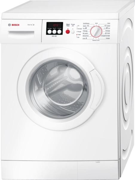Photo Lave linge Bosch Frontal WAE28217FF