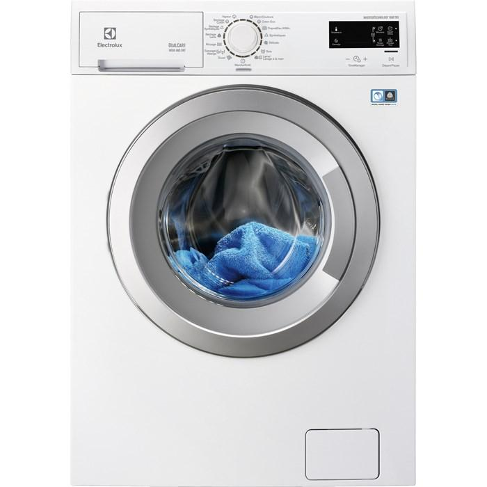 Photo Lave Linge Electrolux Séchant EWW1684SWD