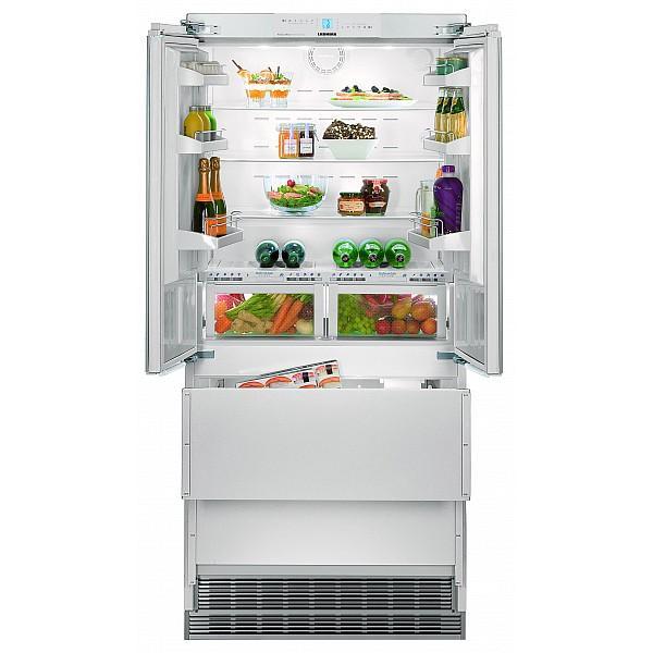 Photo Réfrigérateur Liebherr Combiné  Intégrable ECBN6256