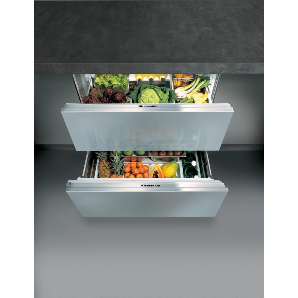 Photo Réfrigérateur Double Tiroir Kitchenaid KCBDX88900