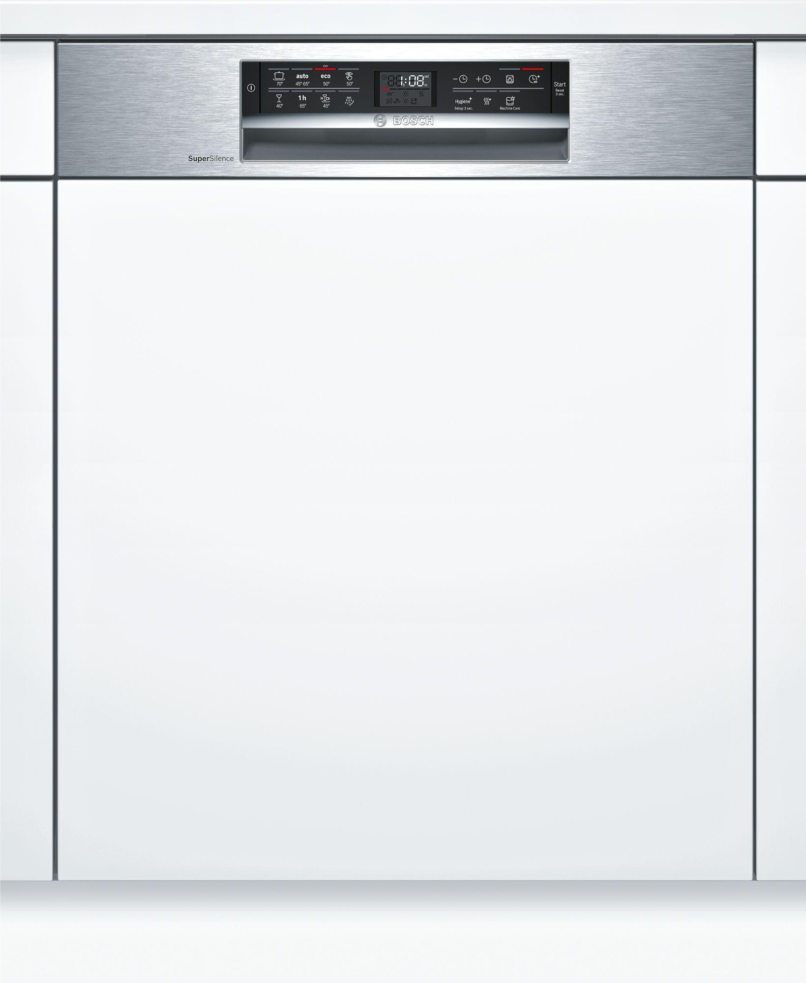 Photo Lave Vaisselle Intégrable Bosch SMI68IS00E