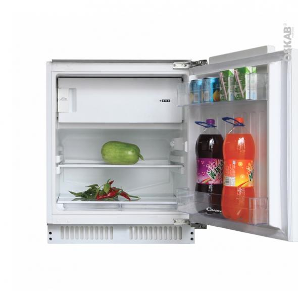 Photo Réfrigérateur Sous Plan Intégrable Candy CRU164NE/N