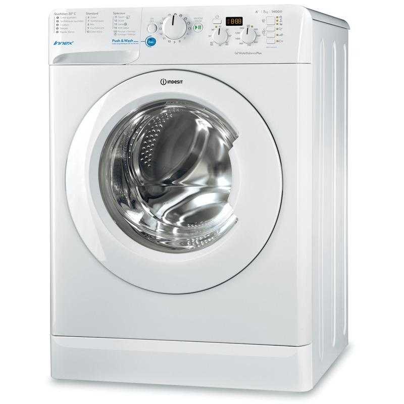 Photo Lave linge Frontal Indesit BWD71452WFR