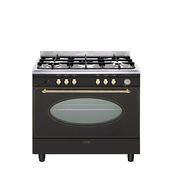 Photo Piano de Cuisson Gaz Glem GU960CMR