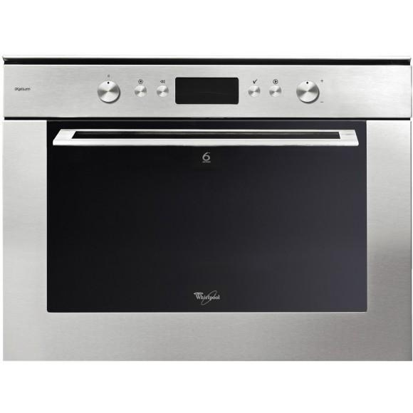Photo Micro-Ondes Gril Whirlpool Encastrable AMW863IXL