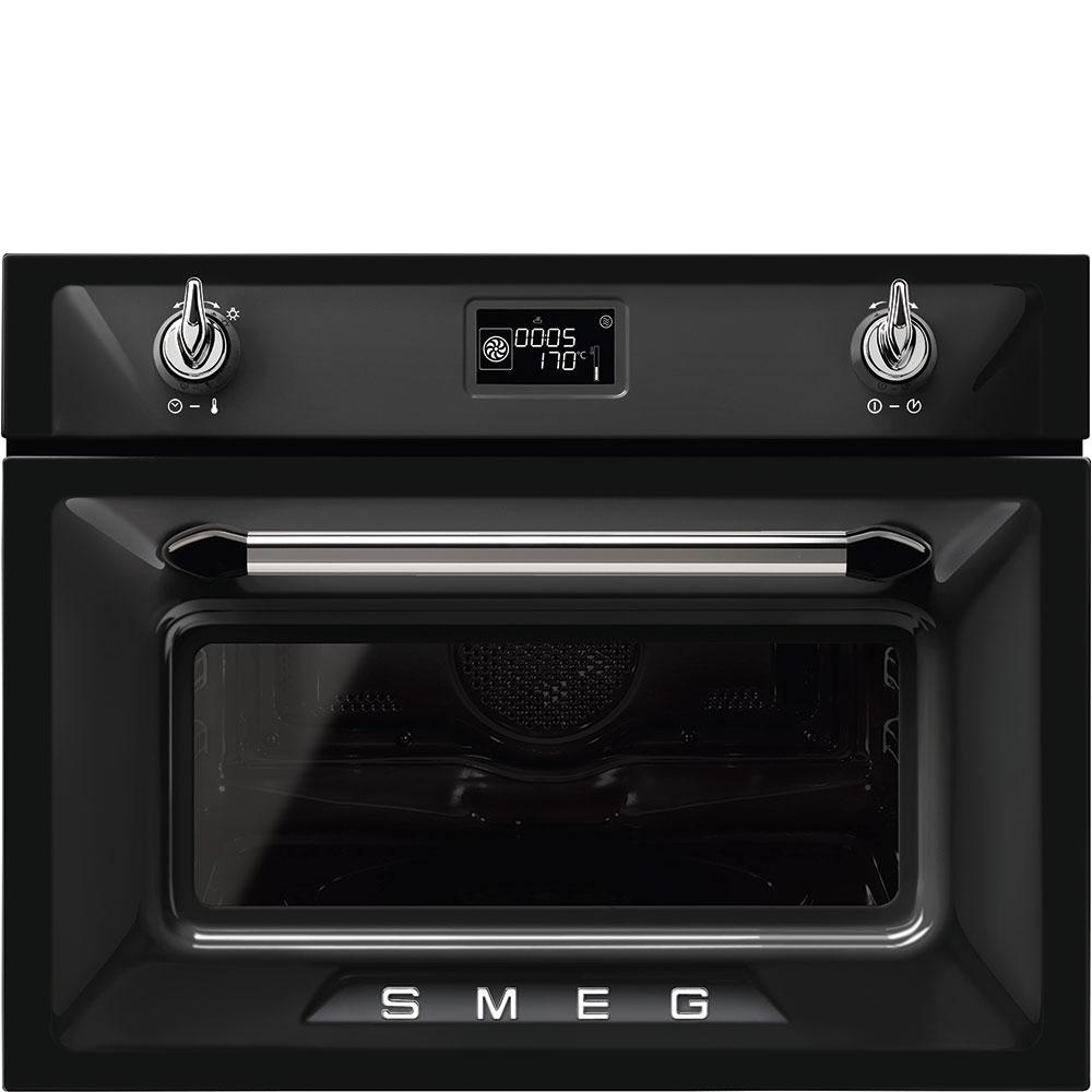 Photo Four Combiné Micro-Ondes Smeg SF4920MCN1