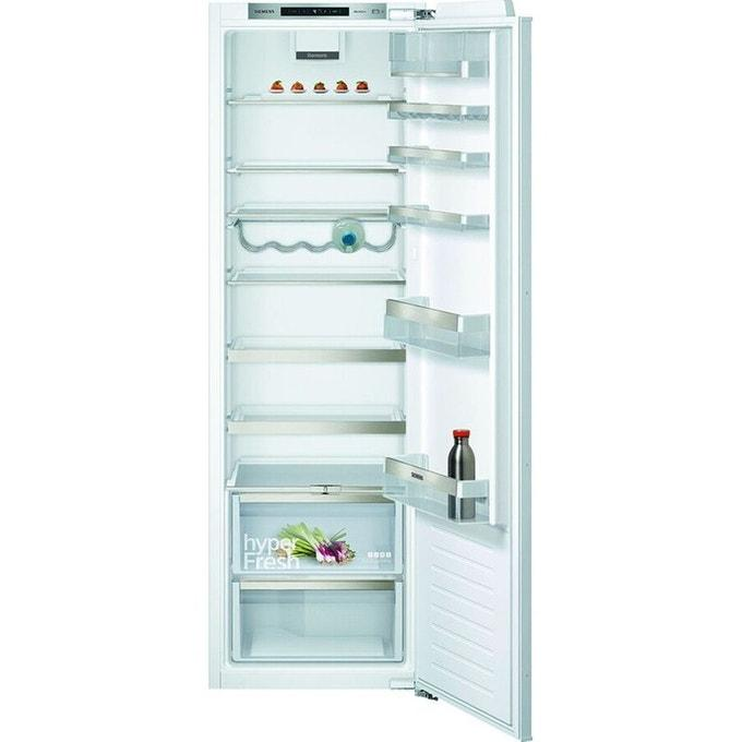 Photo Réfrigérateur Intégrable Siemens KI81RADE0