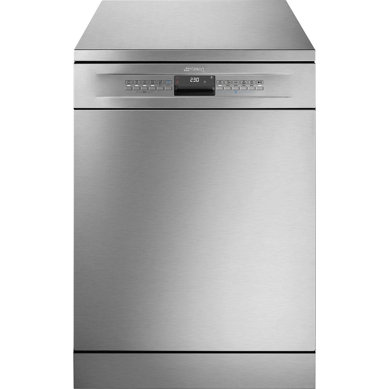 Photo Lave-vaisselle Posable Smeg LVS432XIN