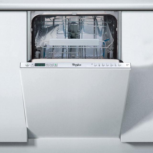 Photo Lave Vaisselle Intégrable Whirlpool ADG402