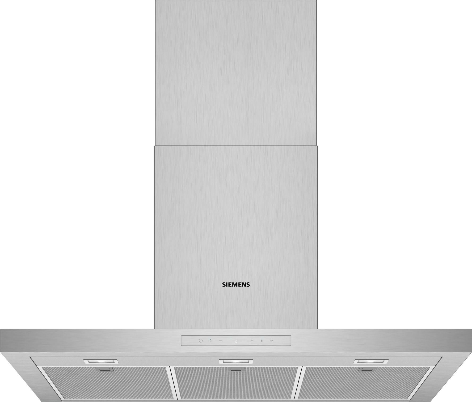 Photo Hotte Décorative Siemens LC97BCP50