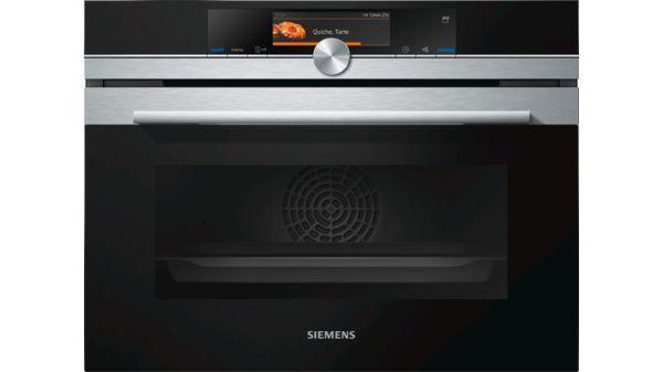 Photo Four Siemens Vapeur CS658GRS1