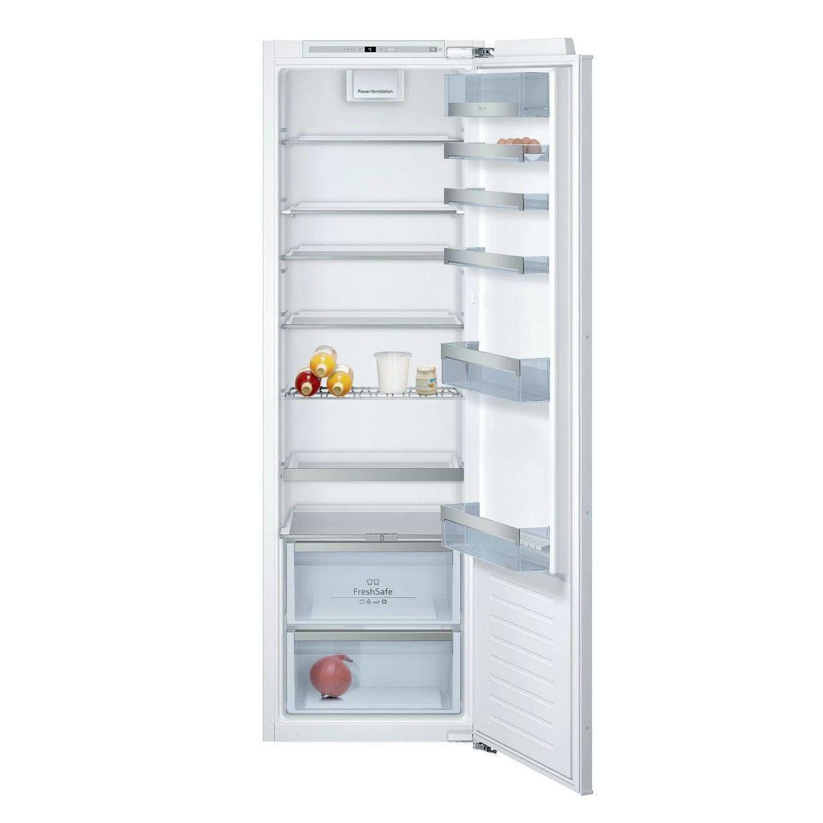 Photo Réfrigérateur 1 Porte Intégrable Neff KI1813FE0